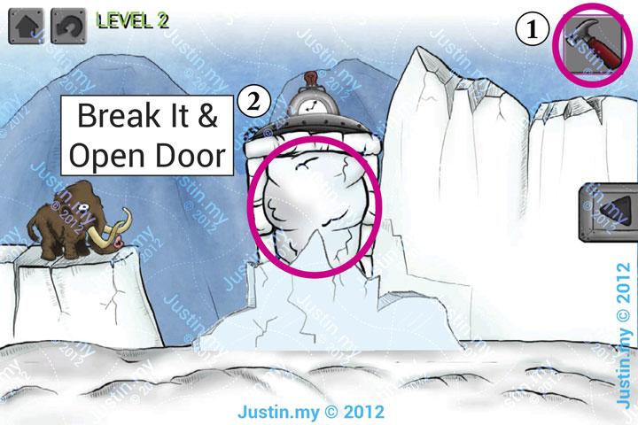 100 Floors Escape Level 96