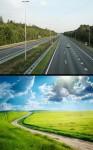 autostrada ścieżka