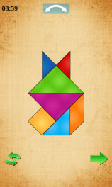 Kody Do Gier Tangram Hd Animals 1 Level 31
