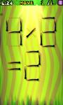 Łamigłówki z zapałkami odcinek 2 level 24