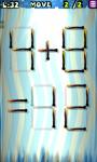 Łamigłówki z zapałkami odcinek 2 level 32