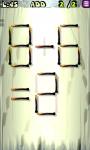 Łamigłówki z zapałkami odcinek 2 level 45