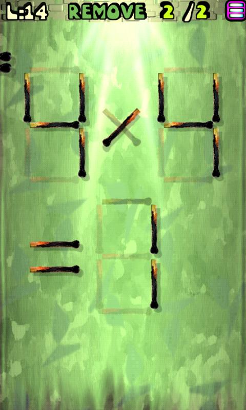 Kody Do Gier Łamigł 243 Wki Z Zapałkami Odcinek 8 Level 14