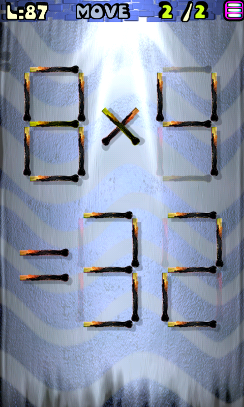 Kody Do Gier Łamigł 243 Wki Z Zapałkami Odcinek 8 Level 87