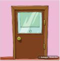 PixWords drzwi