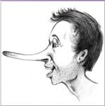 PixWords kłamca