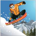 PixWords snowboarding