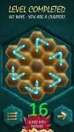 Crystalux Advanced level 16 walkthrough gameplay