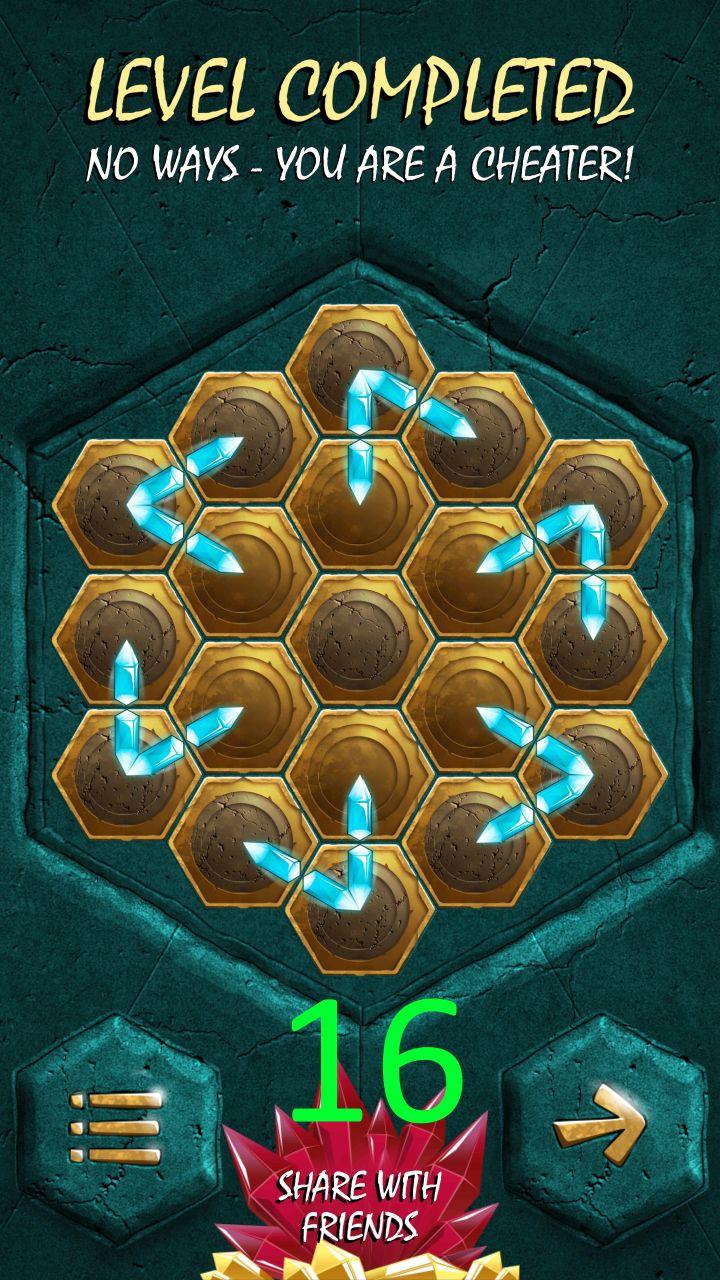 Kody Do Gier Crystalux Advanced Level 16 Walkthrough
