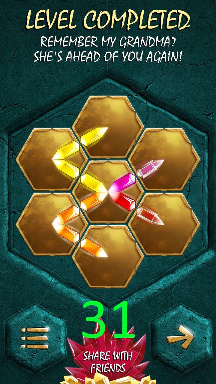 Kody Do Gier Crystalux Advanced Level 31 Walkthrough