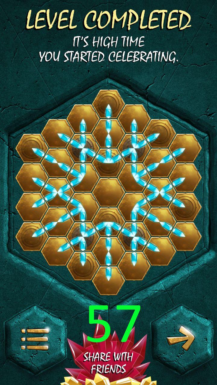 Kody Do Gier Crystalux Advanced Level 57 Walkthrough